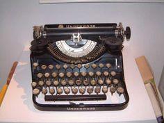 Jack Kerouac's Typewriter