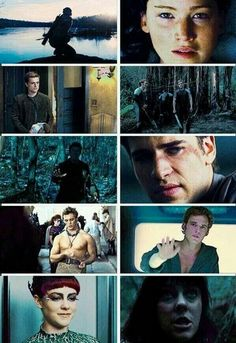 First and last scenes in CF