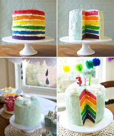 Over The Rainbow Guest Dessert Feature | Amy Atlas Events
