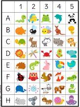 Açıkça belirtilmiş bir başlangıcı ve sonu olan Coding For Kids, Math For Kids, Teaching Kids, Kids Learning, Visual Perception Activities, Pattern Worksheet, Cycle 2, Kindergarten Lesson Plans, Kids Prints