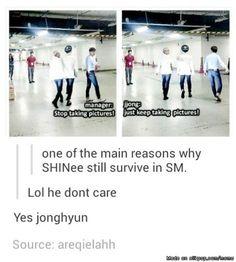 hehehehe oh Jjong