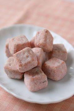 「塩味が決め手。さくらのほろほろクッキー」Rinco* | お菓子・パンのレシピや作り方【corecle*コレクル】
