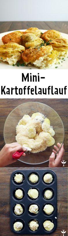 Unkomplizierte Kartoffelbeilage