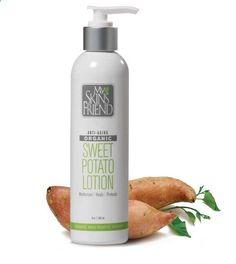 Organic Sweet Potato Lotion