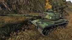 World of Tanks M60 (Milky's skin)   11.963 DMG   7 kills   1.605 EXP - F...