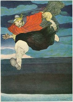 Gustaf Tenggren illustrates Grimms Fairy Tales
