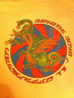 Beasties T shirt from London, Astoria gig in c '94