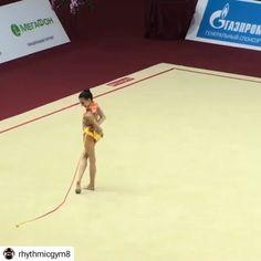 Rhythmic Gymnastics Training, Basketball Court, Instagram, Gymnastics