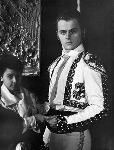 "TV production ""Fiesta"", the first dramatic role of Mikhail Baryshnikov, 1971. Телевизионный спектакль ""Фиеста"", первая драматическая роль Барышникова, 1971г."