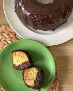 Tvarohová bábovka👩🏼🍳#lowcarb #sugarfree Budete potřebova Healthy Cake, Muffin, Low Carb, Pudding, Diet, Breakfast, Desserts, Instagram, Food