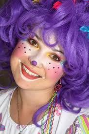a cute clown!