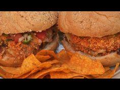 Nacho Cheeseburgers recipe BBQ Pit Boys