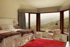 Ávila.H.Nabia 4 Star Hotels, Curtains, Bed, Furniture, Windows, Hotel, Home Decor