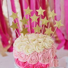 Perfec Twinkle Twinkle Little Star Birthday Cupcake Toppe... https://www.amazon.com/dp/B01LXZ044P/ref=cm_sw_r_pi_dp_x_h8FZybRDQYHT5