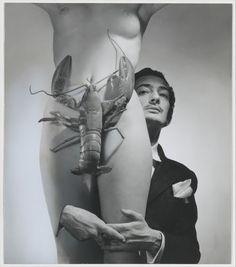 Murray Korman with Salvador Dali, Dream of Venus, 1939