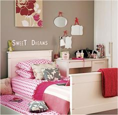 Key Interiors by Shinay: 22 Transitional modern Young girls bedroom ideas