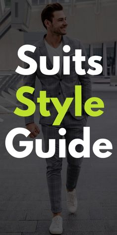 Suits are man's best friend when it's done right but can easily tip over to the other side & become man's worst enemy when done wrong! Men's Suits For 2020 Mens Fashion Blog, Best Mens Fashion, Fashion Moda, Fashion Tips For Women, Suit Fashion, Mens Wardrobe Essentials, Men's Wardrobe, Mens Style Guide, Men Style Tips