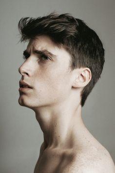 Martin Ferrari shot by Maarten SchröderBrooks Modeling Agency
