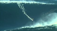 Garrett McNamara rides 90 Foot Wave With Gopro Cam (Full Video)