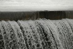 beckman mill dam by Jr.Wenström, via Flickr