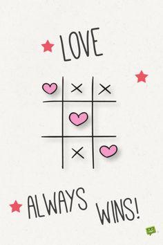 Love Always Wins!