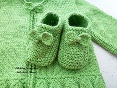 casaco verde folhos 2