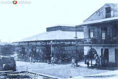 Antiguo Mercado en Calle Juarez y P.J.Mendez