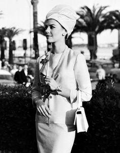 """ Natalie Wood, Cannes Film Festival, 1962 """