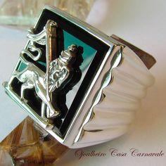 57 melhores imagens de Aneis masculinos   Men rings, Jewels e Class ring 790209953a