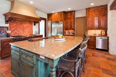 Kitchens With Terra Cotta Floors - Yahoo Image Search Results