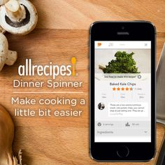 Get dinner on the table with less fuss and more fun! Instant access to Allrecipes' amazing collection of member-shared recipes, photos, ratings, and reviews from a community of more than 30 million home cooks.