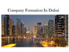 company formation in Dubai by morison via authorSTREAM