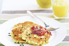 These simple corn fritters are sure to find favour with the kids and the adults.
