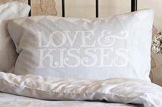 Emma Bridgewater Silver Toast Pillowcase