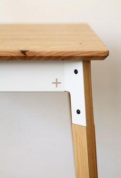 Huguenot cafe table by Pedersen+Lennard