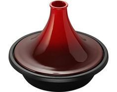 Explore the deep, rich flavors of middle eastern cooking with the Le Creuset stoneware tagine in cherry red. Cook meats to tender perfection with this stoneware and cast iron tagine. Forno A Gas, Keep Food Warm, Moroccan Chicken, Le Creuset Stoneware, Kitchen Decor, Kitchen Stuff, Kitchen Gadgets, Kitchen Items, Kitchen Tools