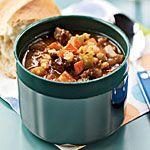 Healthy Beef & Barley stew