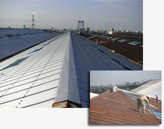 Protecallu0027s Cool Roof Reflective Coating Blocks Heat Using Super Therm®  Which Is A Blend Of
