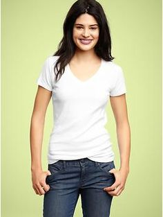 GAP classic v-neck...someone can order 8397438974 of these for me. thanks!