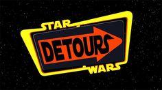 Star Wars Detours foi revelado na Star Wars Celebration VI, esta manhã. A nova série de animação é da mesma equipe por trás Robot Chicken. Confira o vídeo do tipo de comédia que você irá ver quando esta série chegar no Cartoon Network.Leia mais ...