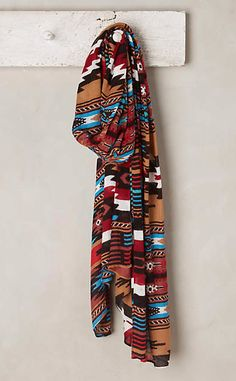 Colorful Cliffs Geo Scarf #anthrofave