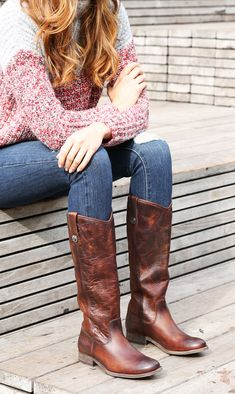 Melissa Button Boots | The Frye Company
