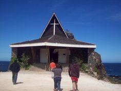 Iglesia de Pichidangui IV REGIÓN de Coquimbo, Chile