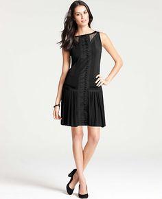 Petite Flapper Dress