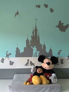 Disney nursery …
