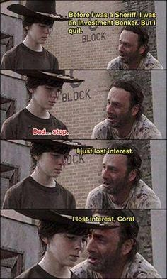 TWD joke- I don't know why I find these so ridiculously funny.