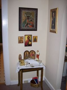 home altar catholic