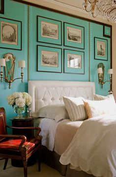 South Shore Decorating Blog: More Astoundingly Gorgeous Color From Kelee Katillac
