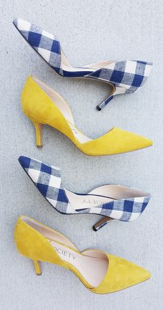 """Classic d""""Orsay mid heel pumps, perfect for office to happy hour"""