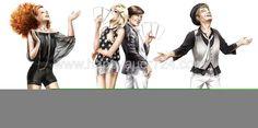 Storyboard, Illustrator, Fill, Layout, Fashion, Moda, Page Layout, La Mode, Illustrators